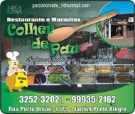 COLHER DE PAU RESTAURANTE MARMITEX ROTISSERIA