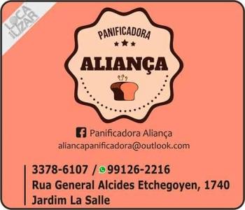 ALIANÇA PANIFICADORA / CONFEITARIA