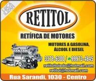 RETITOL RETÍFICA DE MOTORES