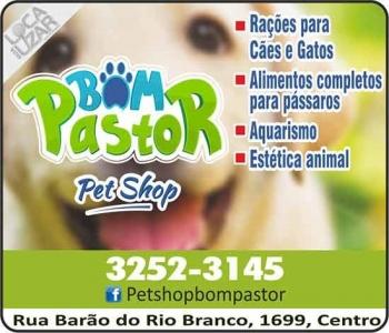BOM PASTOR PET SHOP E VETERINÁRIA