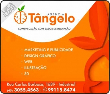 TÂNGELO AGÊNCIA DE MARKETING / PUBLICIDADE
