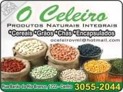 Cartão: O CELEIRO PRODUTOS NATURAIS