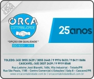 ORCA CONTABILIDADE E ASSESSORIA EMPRESARIAL / ESCRITÓRIO CONTÁBIL