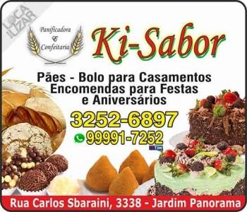 KI-SABOR PANIFICADORA / CONFEITARIA
