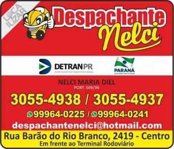 NELCI DESPACHANTE