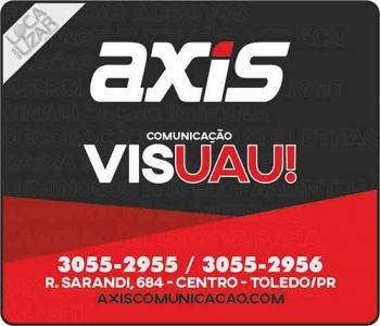 AXIS COMUNICAÇÃO VISUAL