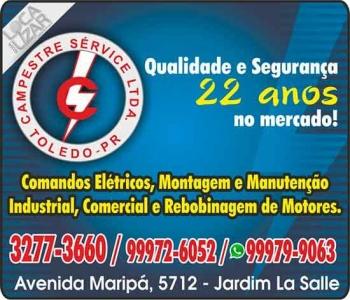 CAMPESTRE SERVICE ELETRICISTA