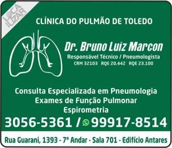 CLÍNICA DO PULMÃO DE TOLEDO CLÍNICA DE PNEUMOLOGIA