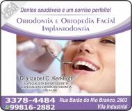 IZABEL C KERKHOFF Dra. Cirurgiã Dentista Ortodontia ODONTOLOGIA