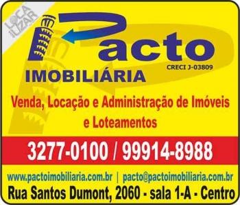 PACTO IMOBILIÁRIA / CORRETORA DE IMÓVEIS