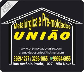 UNIÃO PRÉ-MOLDADOS E METALÚRGICA