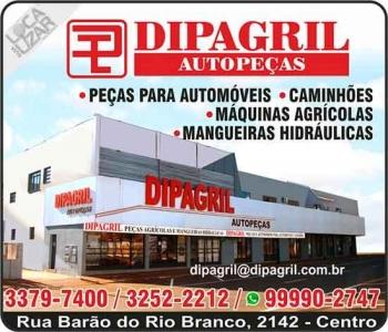 DIPAGRIL AUTOPEÇAS E ACESSÓRIOS PARA VEÍCULOS LEVES / À DIESEL E MÁQUINAS AGRÍCOLAS