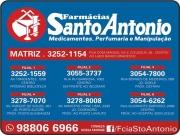 Cartão: SANTO ANTONIO FARMÁCIA