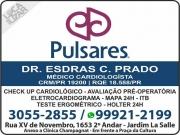 Cartão: CLÍNICA DE CARDIOLOGIA PULSARES