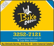 BIKE SESSION LOJA BICICLETARIA