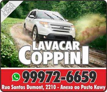 COPPINI LAVA CAR