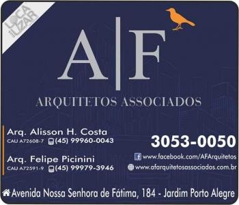 AF ARQUITETOS ASSOCIADOS - ARQUITETURA