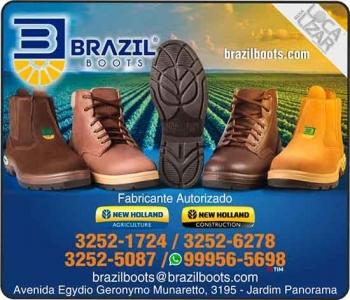BRAZIL BOOTS FÁBRICA DE CALÇADOS DE SEGURANÇA