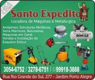 SANTO EXPEDITO LOCADORA DE MÁQUINAS E METALÚRGICA