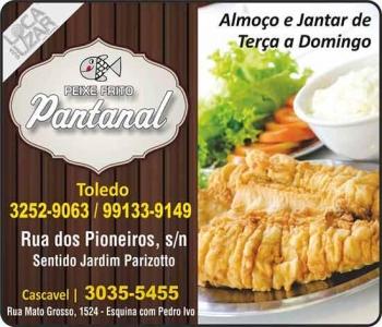 PANTANAL PEIXE FRITO / RESTAURANTE