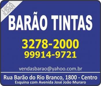 BARÃO TINTAS