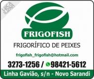 FRIGOFISH FRIGORÍFICO DE PEIXES
