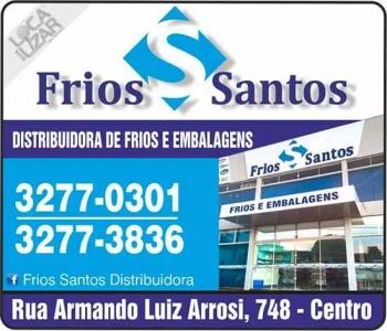 FRIOS SANTOS DISTRIBUIDORA DE FRIOS / EMBALAGENS