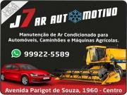 Cartão: J7 AR-CONDICIONADO AUTOMOTIVO