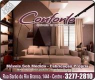 CONFORTO MÓVEIS / DECORAÇÕES / MÓVEIS PLANEJADOS