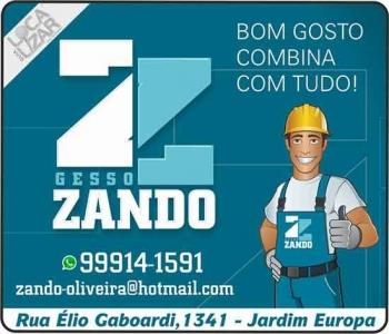 ZANDO GESSO