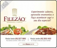 FILEZÃO RESTAURANTE / EVENTOS