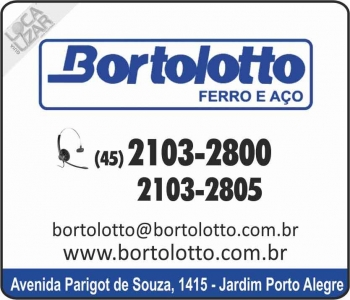 BORTOLOTTO FERRO E AÇO DISTRIBUIDORA