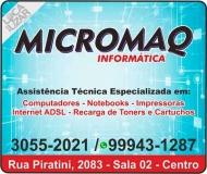MICROMAQ INFORMÁTICA E ASSISTÊNCIA TÉCNICA