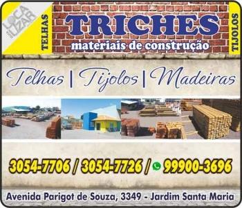 TRICHES MATERIAIS DE CONSTRUÇÃO