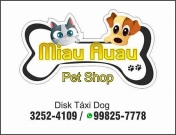 Lat- 764 Miau Auau Pet Shop