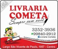 COMETA LIVRARIA / PAPELARIA
