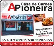 A PIONEIRA CASA DE CARNES AÇOUGUE / CARVÃO / GELO