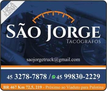 SÃO JORGE POSTO DE ENSAIO DE TACÓGRAFOS