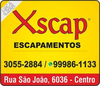 XSCAP ESCAPAMENTOS E ACESSÓRIOS