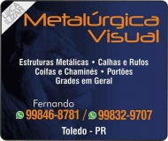 VISUAL METALÚRGICA E FUNILARIA