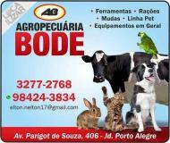 BODE AGROPECUÁRIA