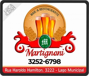 MARTIGNONI BAR / RESTAURANTE / CHOPERIA