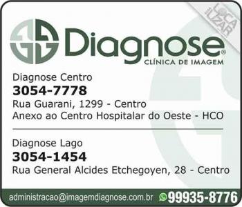 DIAGNOSE CLÍNICA DE IMAGEM / RADIOLOGIA