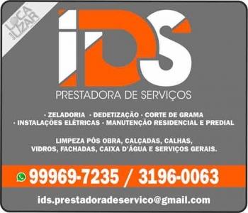 IDS LIMPEZAS PRESTADORA DE SERVIÇOS