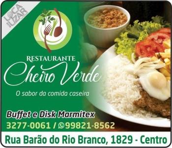 CHEIRO VERDE RESTAURANTE / DISK MARMITEX