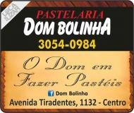 DOM BOLINHA PASTELARIA / LANCHONETE