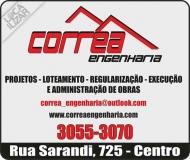 CORRÊA ENGENHARIA CIVIL E CONSTRUTORA