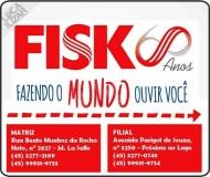 FISK IDIOMAS ESCOLA DE IDIOMAS