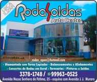 RODA SOLDAS AUTOCENTER