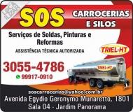 SOS CARROCERIAS E SILOS